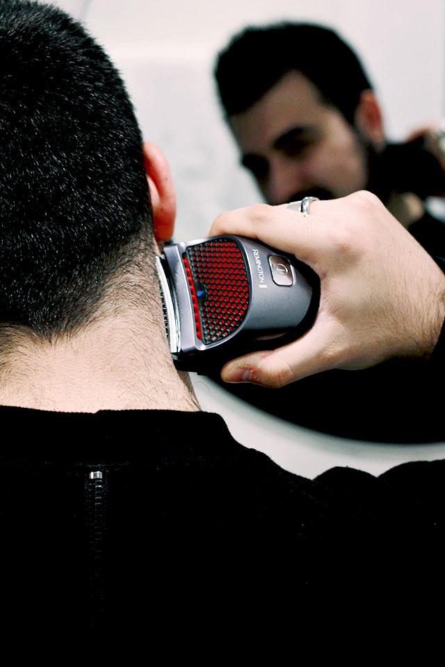 taglio capelli uomo, tagliacapelli compatto, remington quickcut hc4250, hairstyle