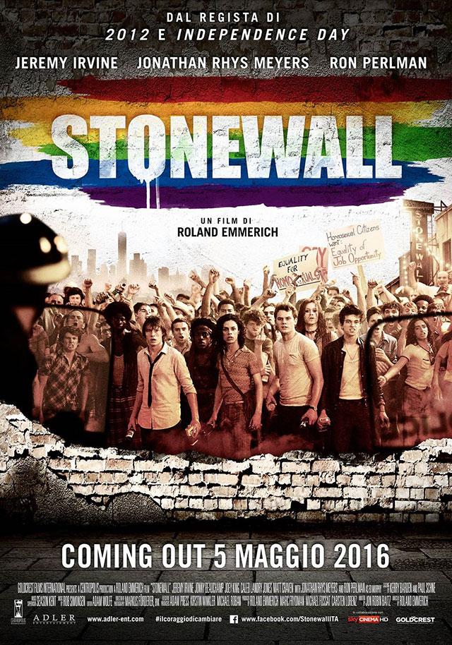 stonewall film, roland emmerich, film gay 2016, film lgbt,