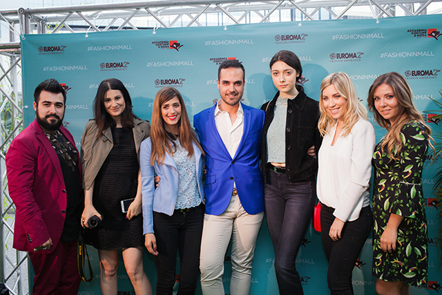euroma2, fashion in mall, accademia costume moda, fashion blogger
