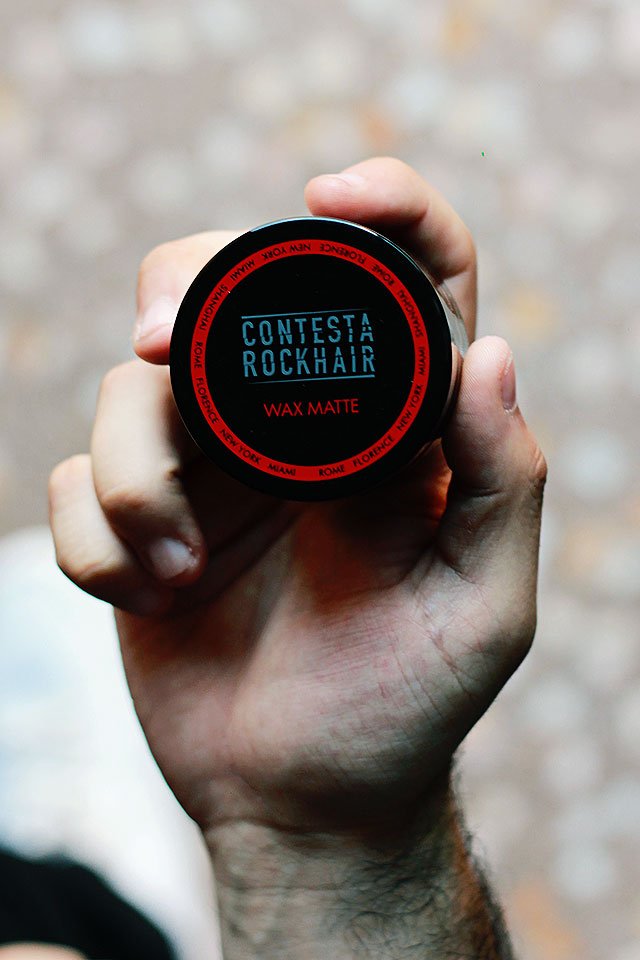 contesta rock hair, prodotti capelli, volumizing conditioner, wax matte, powder