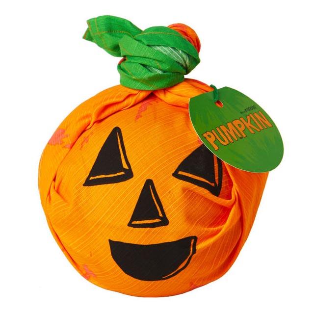 Lush Halloween 2016, Pumpkin