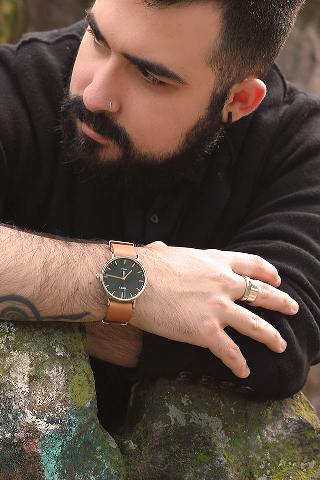 orologio polso uomo timex weekender fairfield, watch timex, plus size men fashion blogger
