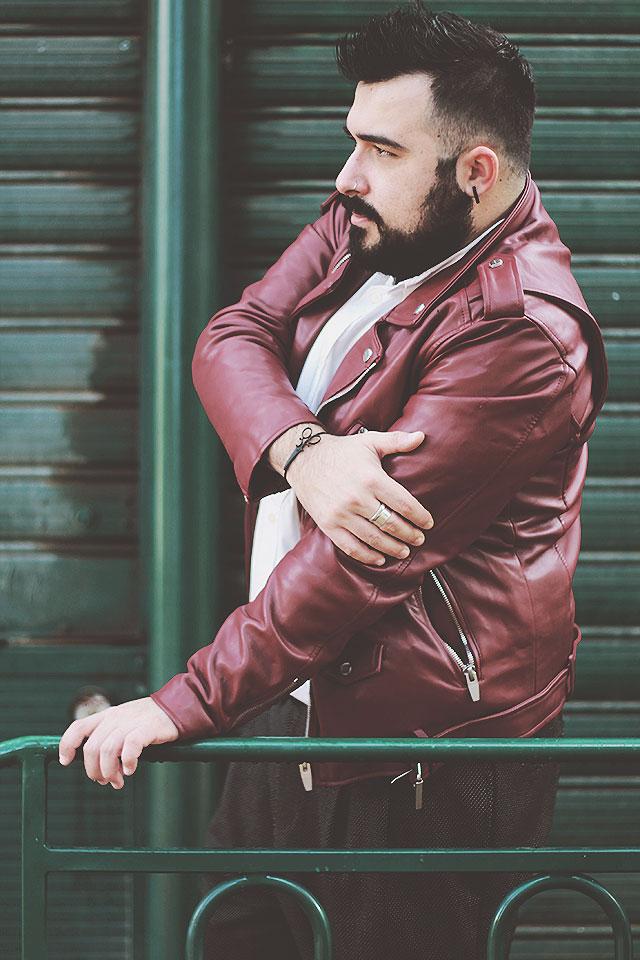 vintage scissor cuff bracelet, bracciale a forma di forbice uomo, zaful, fashion blogger uomo roma