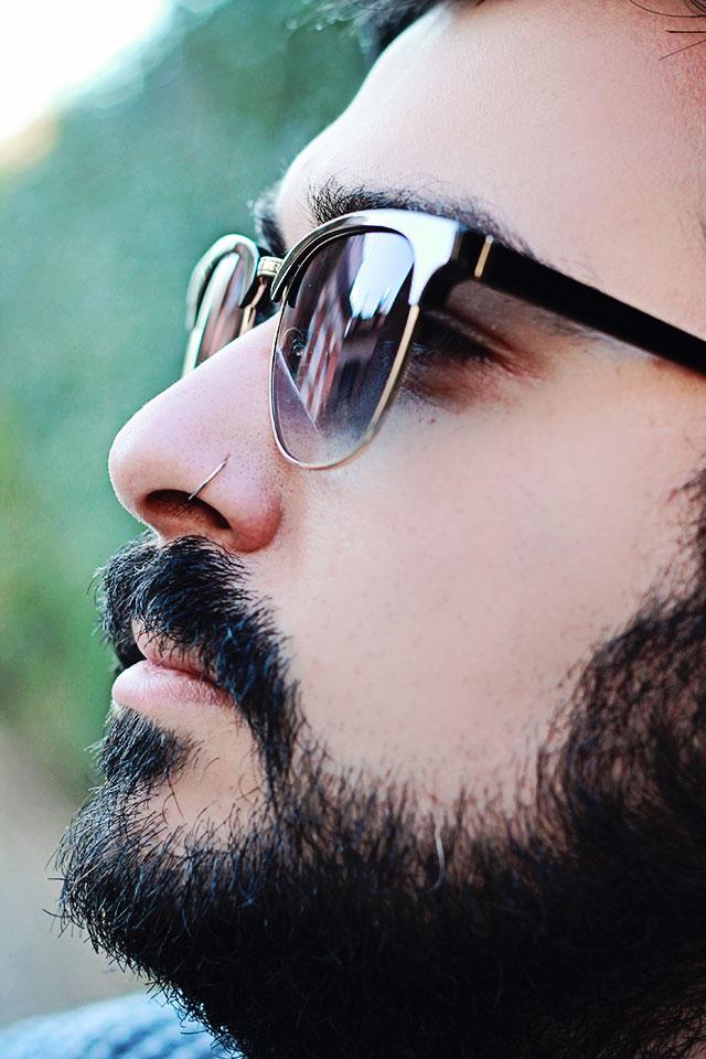 occhiali da sole clubmaster, rayban clubmaster, eyebuydirect