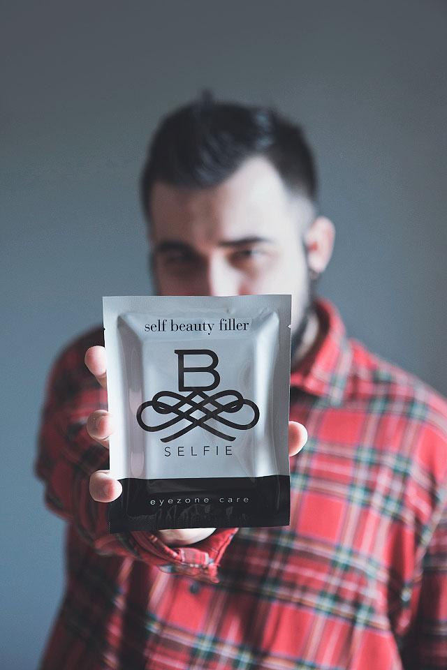b-selfie filler, cerotto antirughe, prodotto acido ialuronico no punture