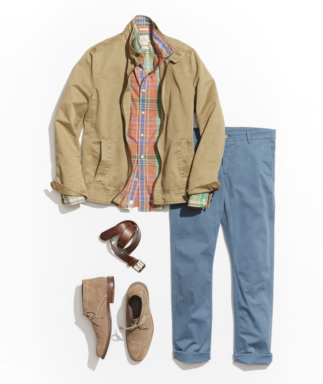 dockers alpha mist washed