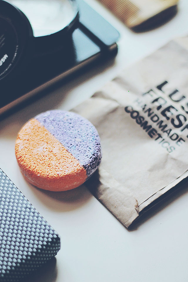 Lush for dad, Lush Father's Day, Lush Smuggler's Soul, Lush multipurpose cream