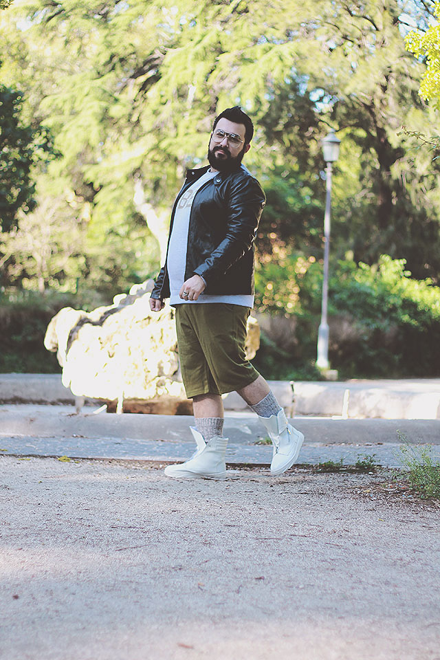 outfit, plus size men, fashion blogger uomo roma, zaful bermuda shorts