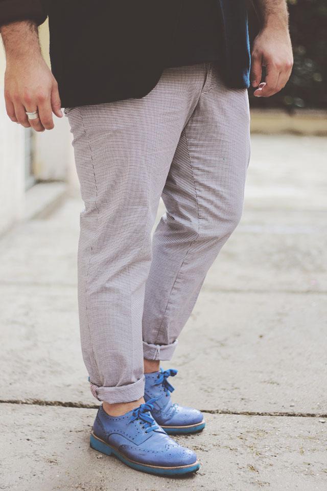 pantaloni chino Baronio, outfit estate plus size uomo, plus size men
