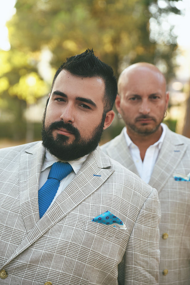 summer wedding, hockerty men custom suits