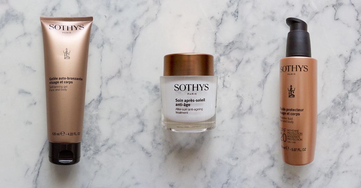 Solari Sothys, Soins Solaires Celligent