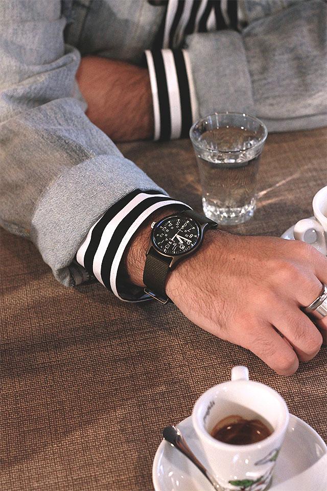 Timex Camper MK1, orologio esercito americano, us army watch