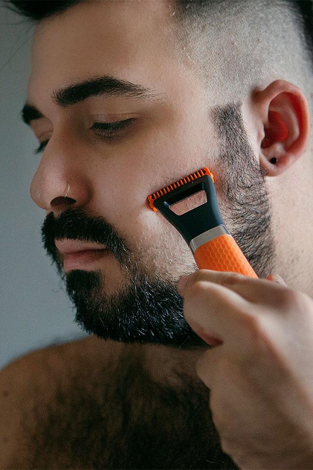 Remington Durablade, Rasoio elettrico barba