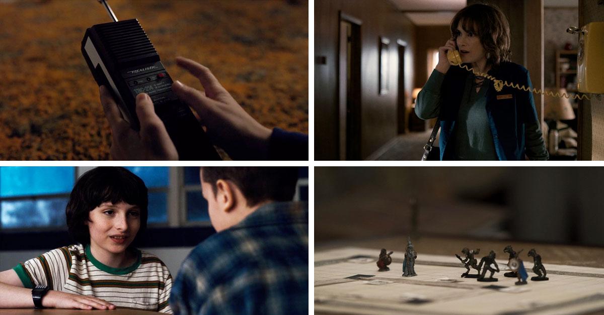 Se sei un'amante di Stranger Things, ecco alcuni oggetti che la serie ci ha ricordato che esistessero e che devi acquistare durante il Black Friday 2017