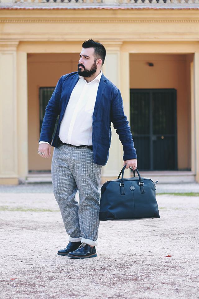 Bolvaint Ivens Travel Bag, bagaglio viaggio di lavoro, valigia di lavoro