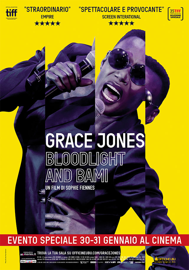 Grace Jones, Bloodlight and Bami