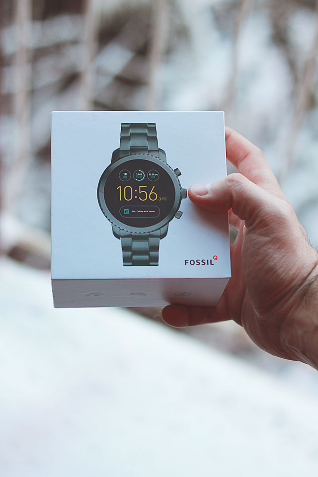 fossil q smartwatch, orologio it, fossil q explorist