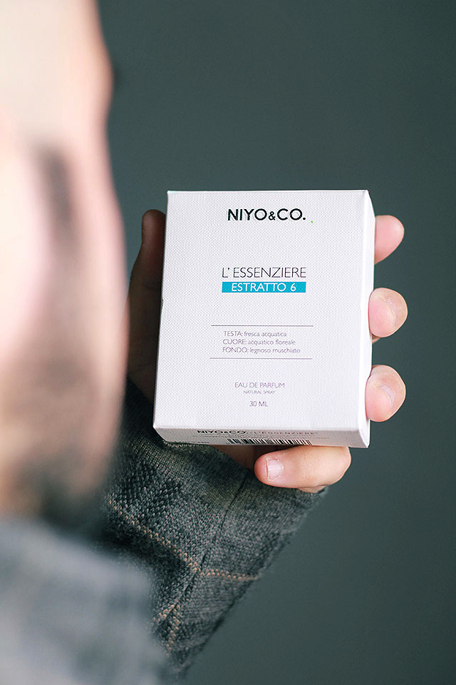 Estratto N 6, Essenziere, Niyo & Co