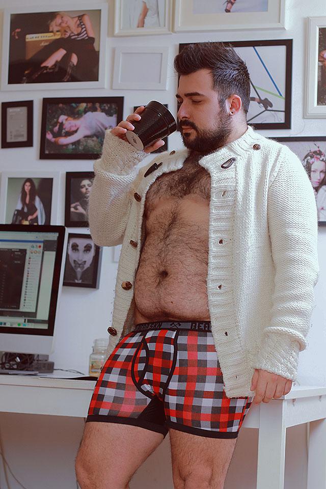 Body Positive, Bear Skn Underwear, Intimo taglie forti