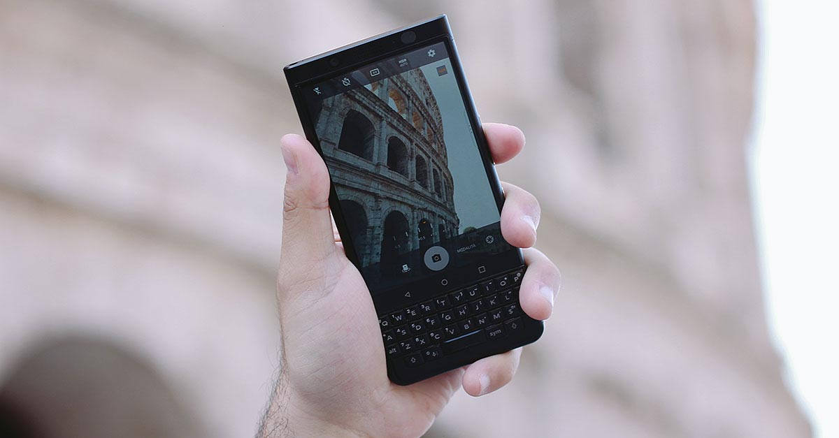 What would happen if historical company like BlackBerry to launch its brand new smartphone? Here are 3 reasons to use the new BlackBerry KEYone Black Edition