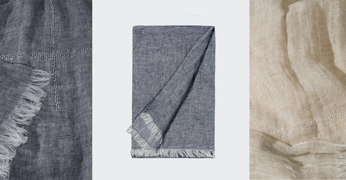 Le sciarpe eleganti in lino o cotone sono perfette per l'uomo moderno che desidera farsi notare con sobrietà e buon gusto: scopri le proposte Fay per la Primavera Estate 2018!