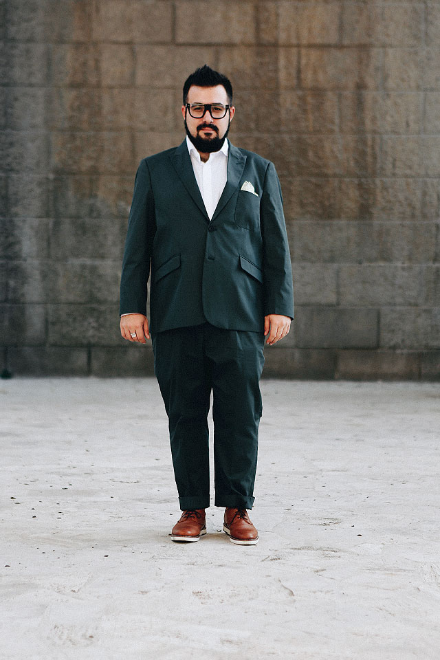 76746870d3f2 How a Green Bespoke Suit Can Save you From the Boredom of What you ...
