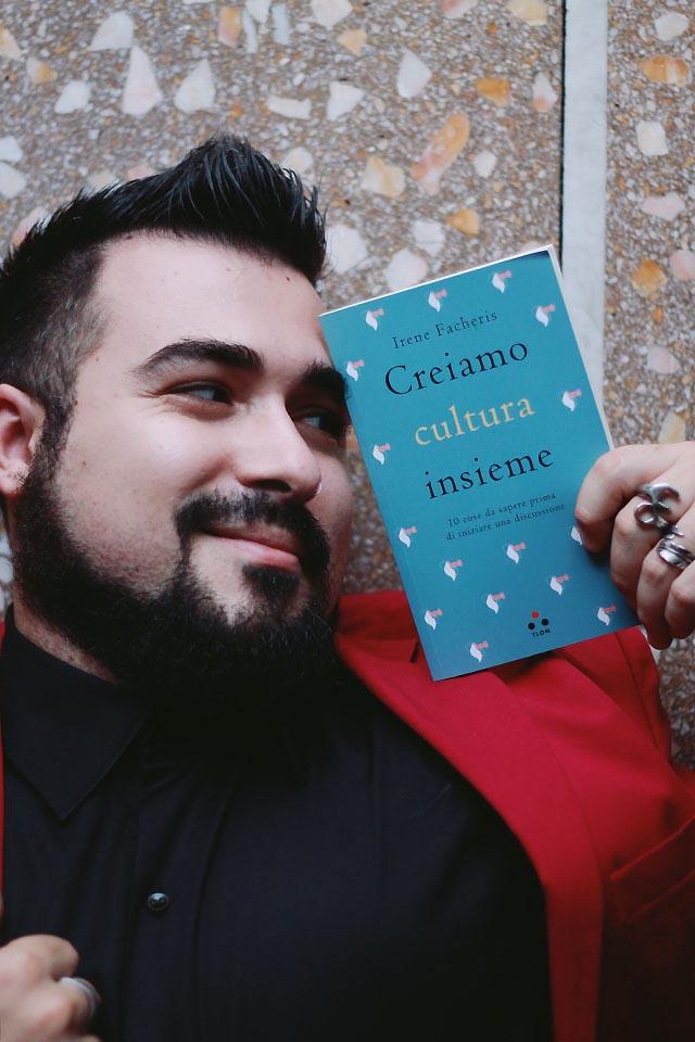 Irene Facheris, Creiamo cultura insieme, libro cimdrp youtube