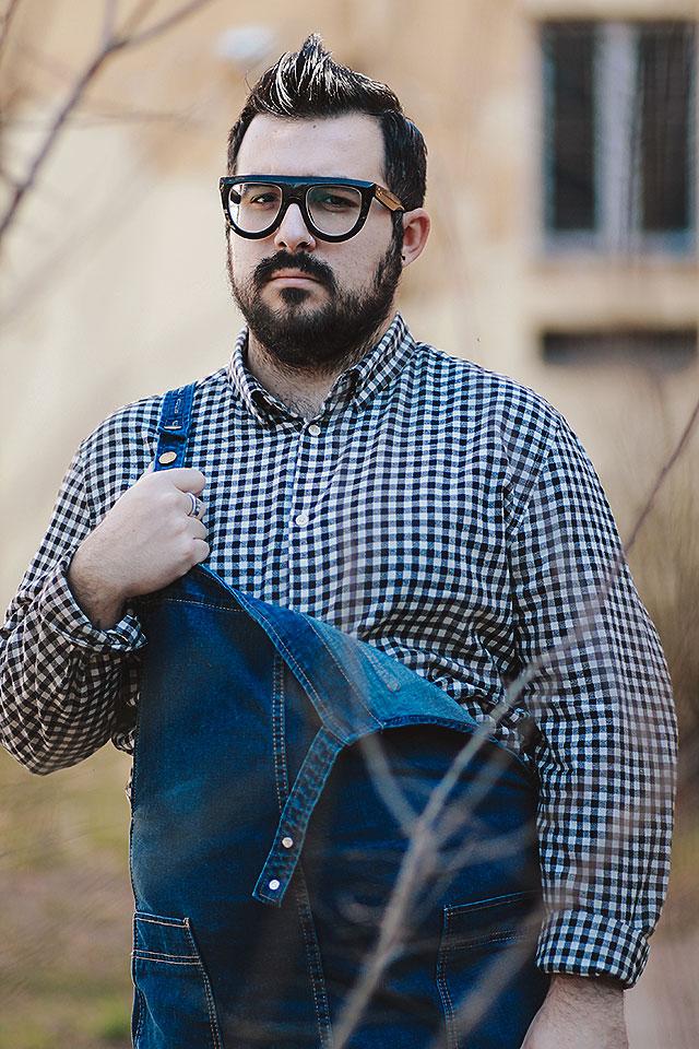 salopette da uomo, plus size men outfit, man fashion