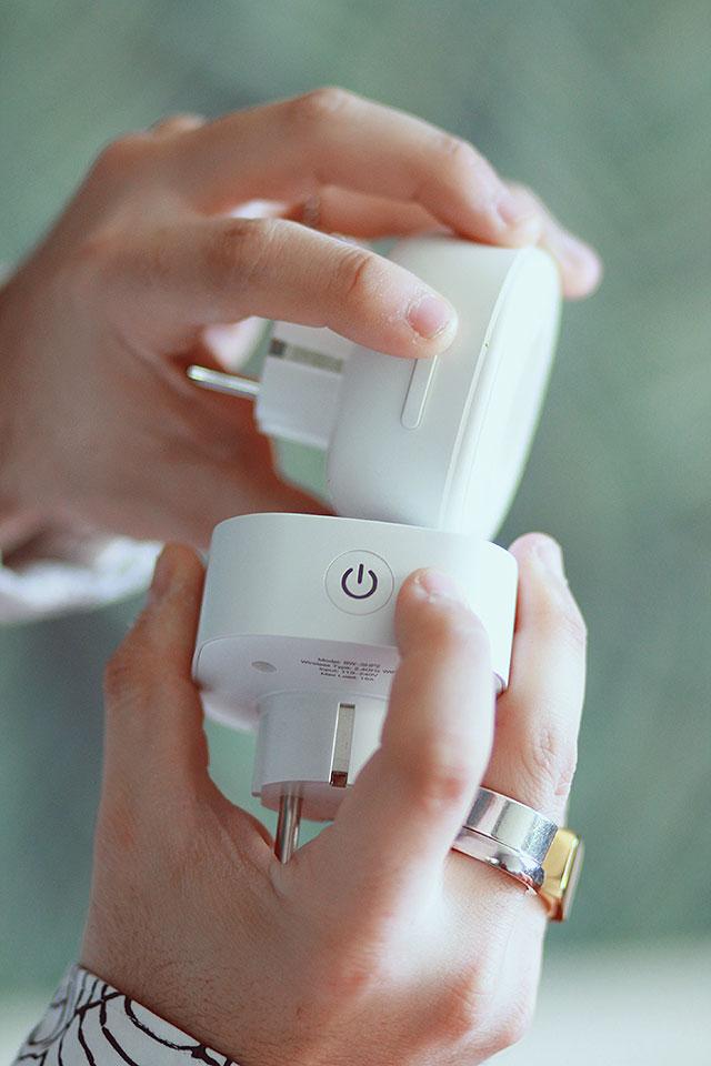 smart plug, presa intelligente, smart home