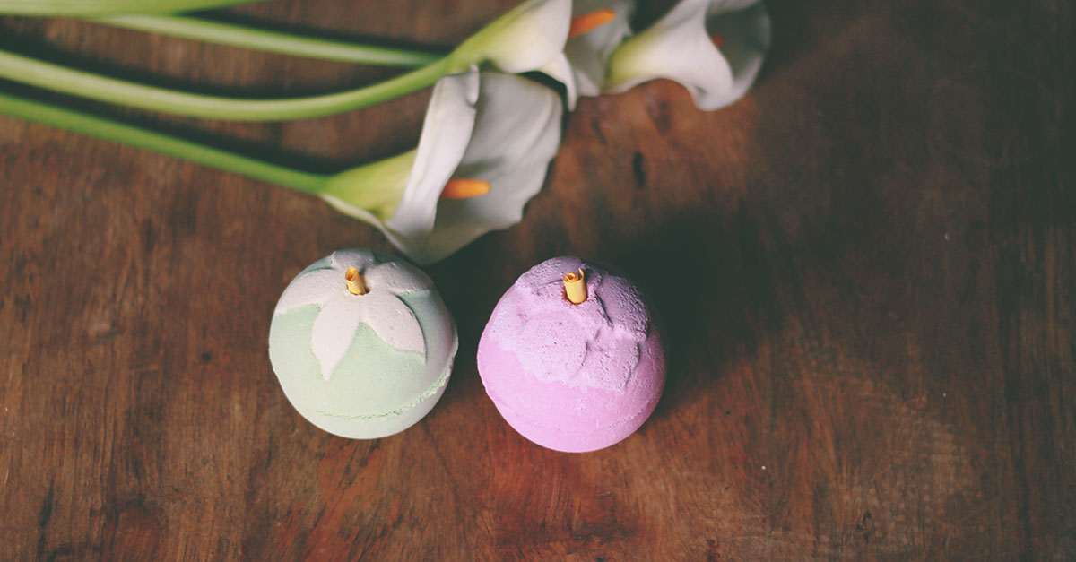 Lush presents the limited edition product collection to celebrate the 2019 Mother's Day and the 30th anniversary of the legendary bath bomb