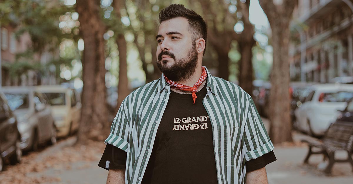 12 Grand, Plus Size Men Fashion Brand