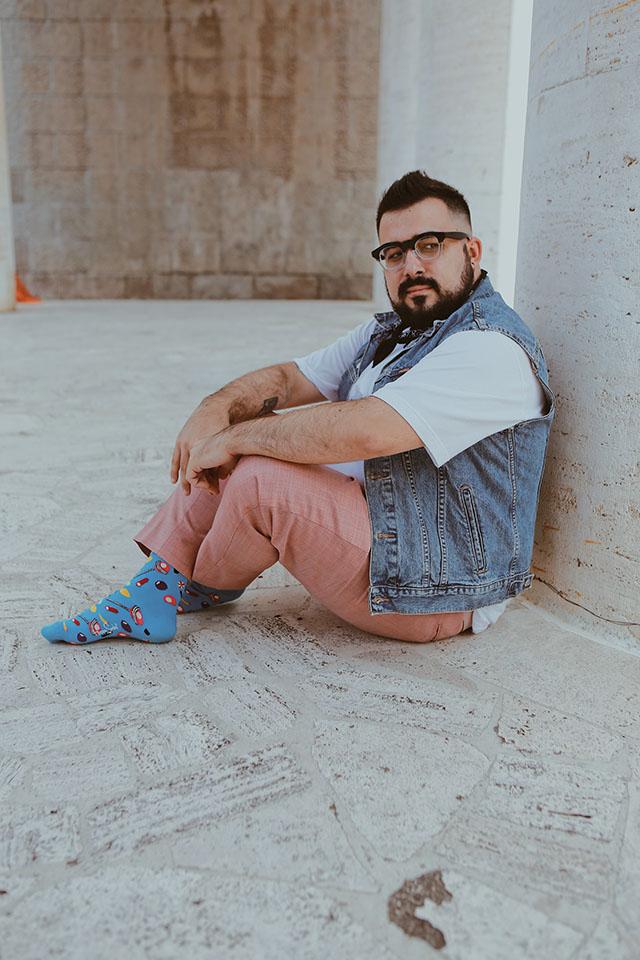 happy socks, fall winter 2019, calzini colorati uomo, happiness everywhere