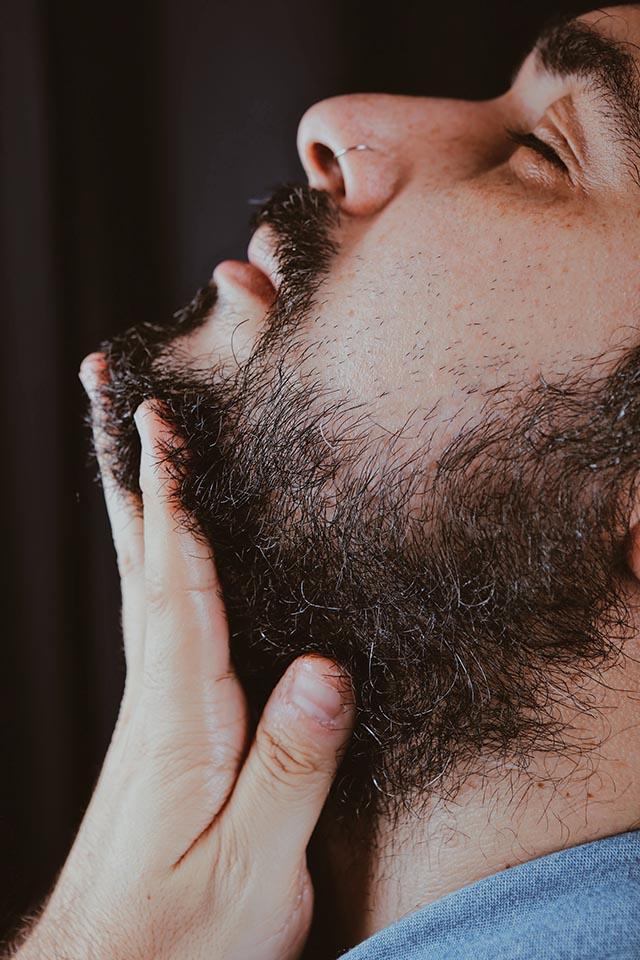 olio da barba qaveman, prodotti barba