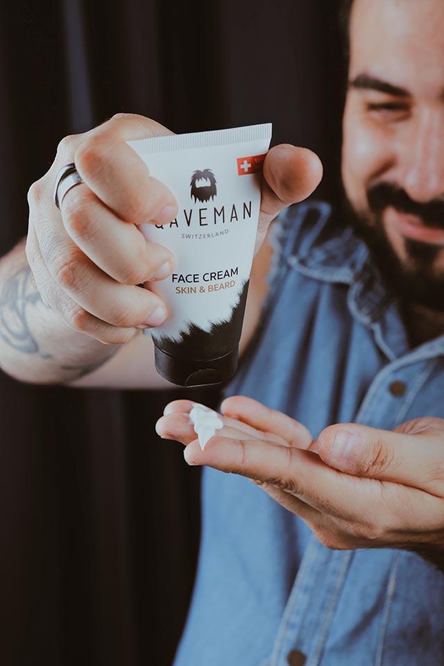crema idratante qaveman, prodotti barba
