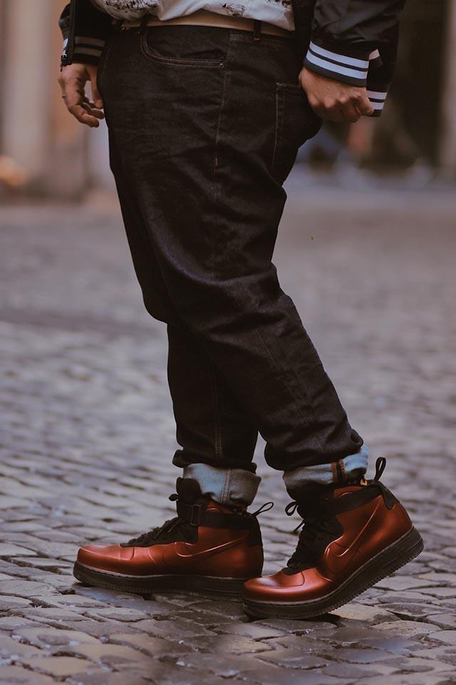 vestiti taglie forti, plus size fashion, denim find, bomber amazon essentials