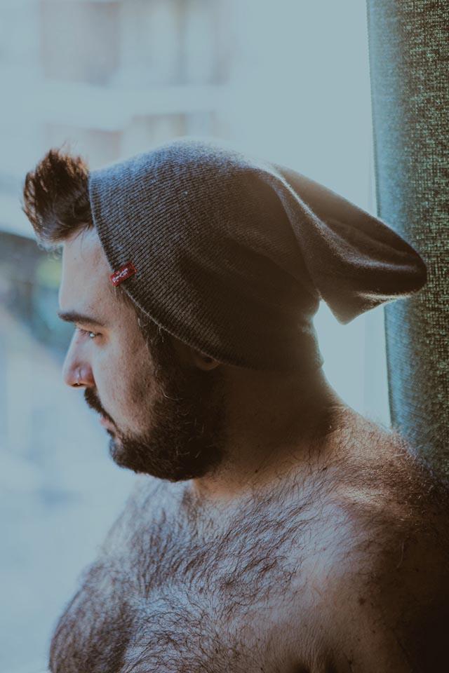 Berretti invernali uomo, beanie