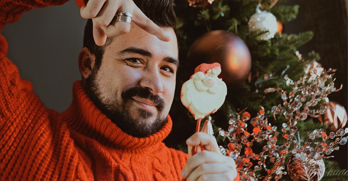 Also this year Lush chooses creativity in the new collection dedicated to Christmas, so the #LushChristmas cannot give up a bit of colorful fun