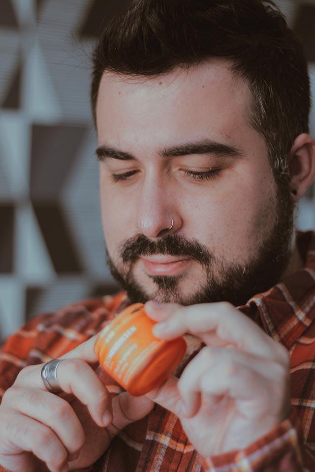 crema idratante uomo, grooming routine
