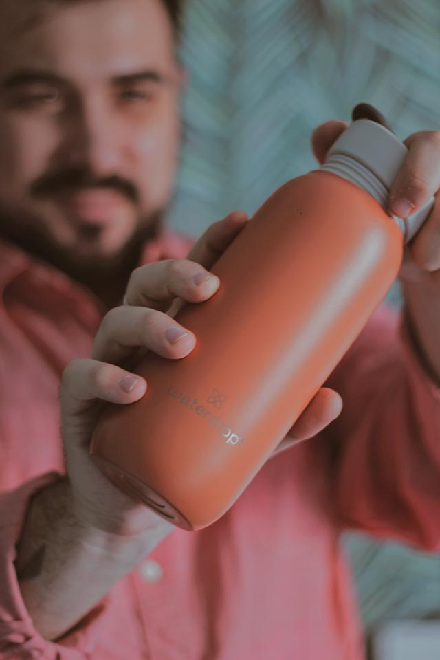 microtea waterdrop, idee regalo natale 2020