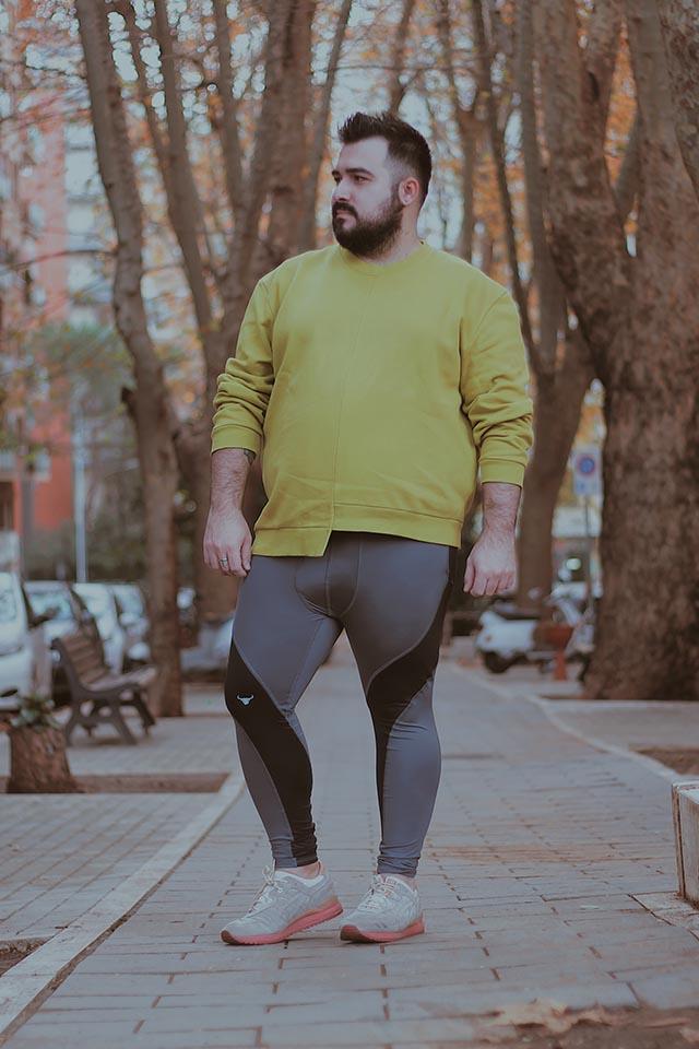 matador meggins, leggins uomo, men leggins