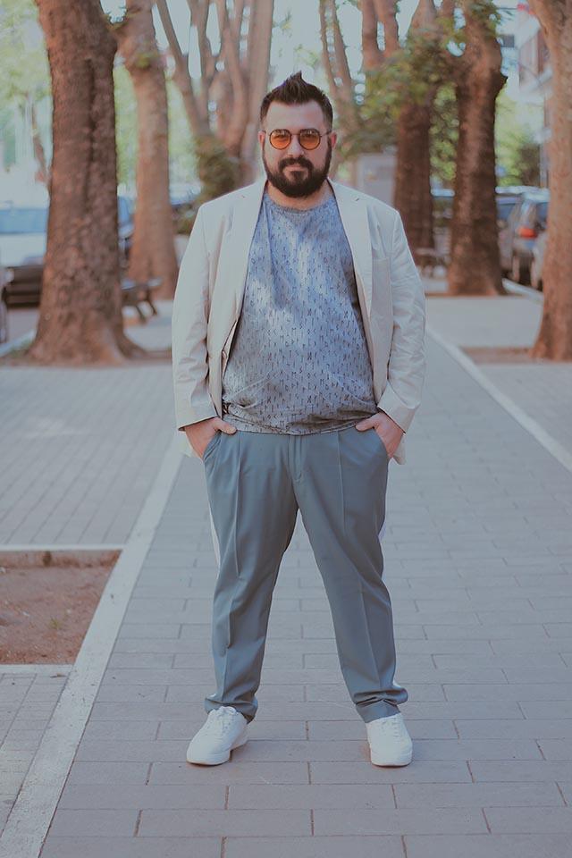 t-shirt oversize norw8, plus size men oufit, t-shirt oversize for big guys