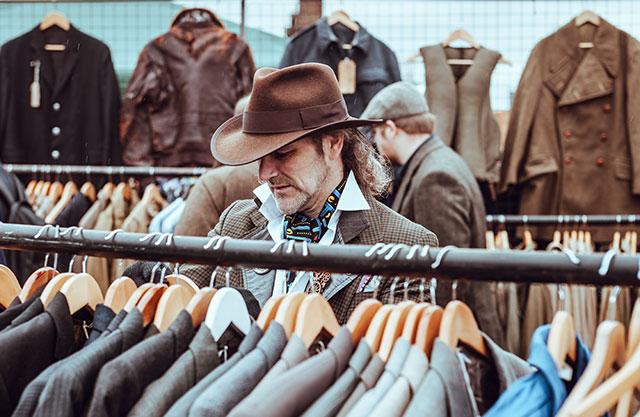 moda vintage uomo
