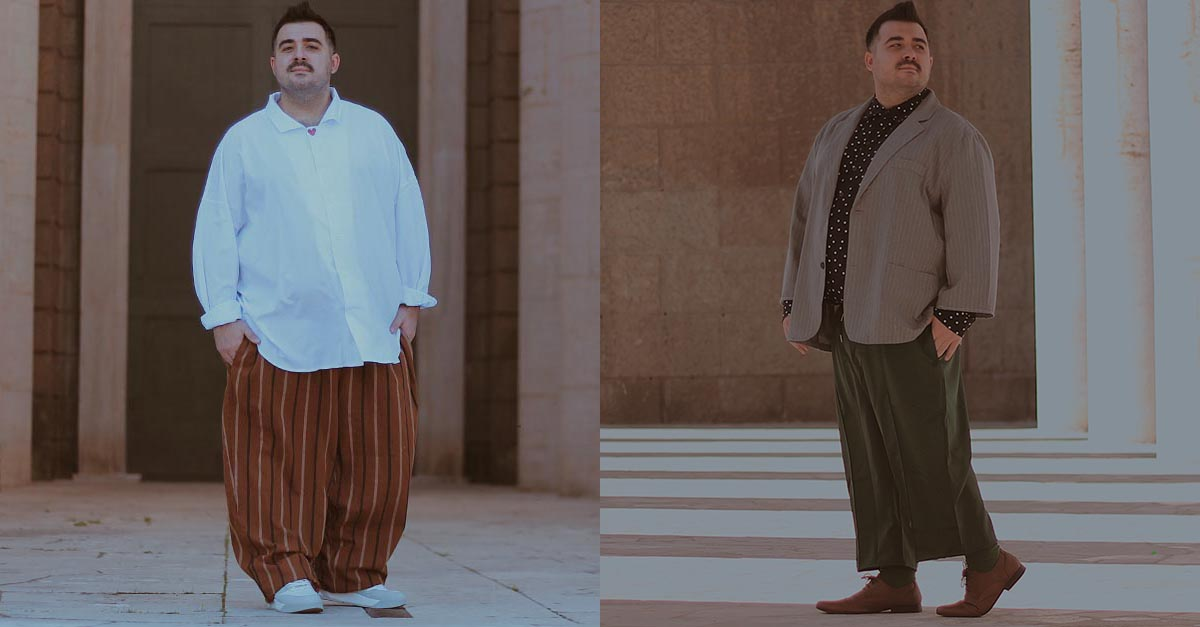 Discover Newchic, one of the first online fashion retailer that add a section dedicated plus size men fashion