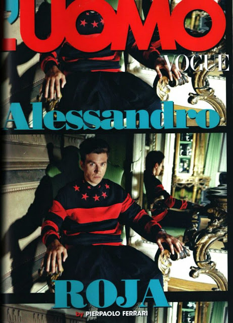 editorial, inspiration, l'uomo vogue