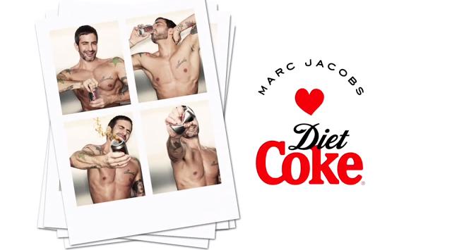 Marc Jacobs, Coca Cola