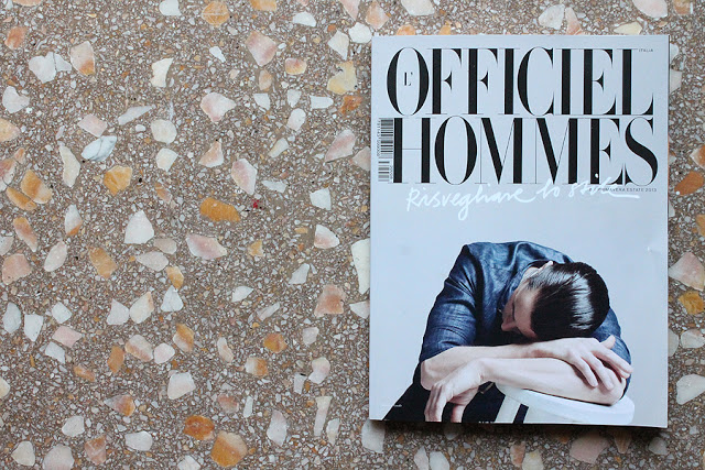 editorial, inspiration, l'officiel hommes, matthew goode