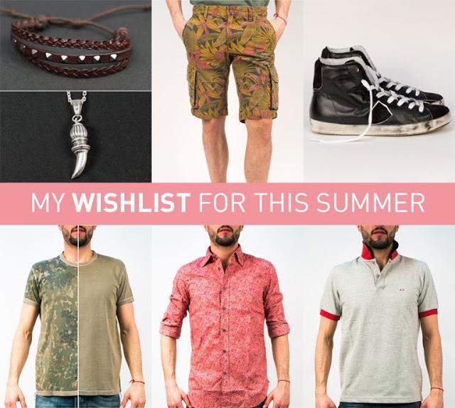 Cosentino Shop, wishlist