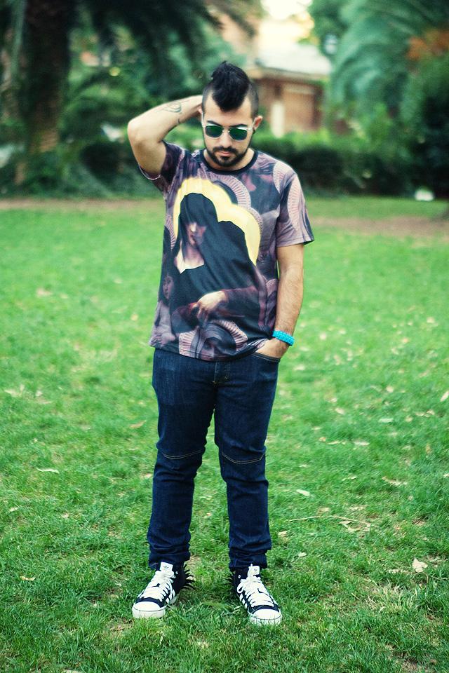 Rigin, Guy Overboard, Fashion Blogger