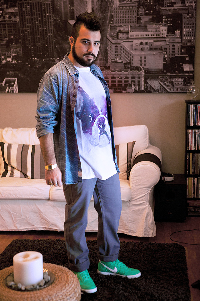 Fashion blogger, Outfit, Grumpyninja