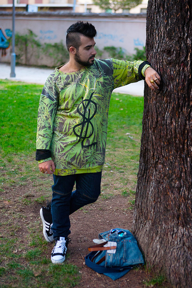 Sunday21, Fashion blogger, Outfit, Guy Overboard